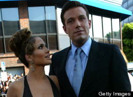 Jennifer Lopez & Ben Affleck at premiere of