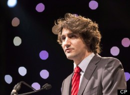 Traders in an online marketplace are giving Justin Trudeau a 75-per-cent chance of winning the Liberal party leadership following Sunday's debate. (THE CANADIAN PRESS/Chris Young)