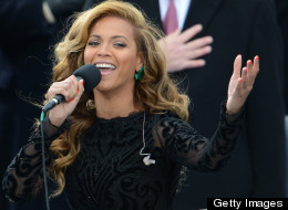 Beyoncé may have been lip-syncing at the inauguration.