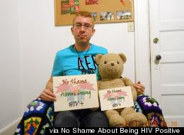 via No Shame About Being HIV Positive