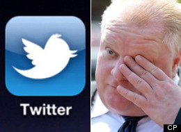 Twitter users are going crazy over the decision in Rob Ford's appeal. (CP)