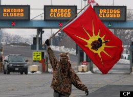 An exclusive Nanos Research poll conducted for CBC News indicates more than half of Canadians feel there's an urgent need to change federal government policy toward aboriginal Canadians. The poll comes as the Idle No More movement has made headlines in Canada and around the world. (CP)