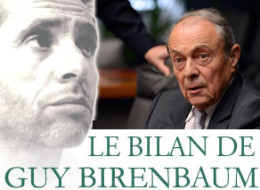 Michel Rocard, sujet du 13h de Guy Birenbaum