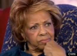 Cissy Houston revealed to Oprah Winfrey that she wouldn't have approved of her daughter, Whitney, being gay. (OWN)