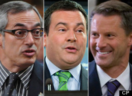 Treasury Board President Tony Clement, Immigration Minister Jason Kenney and PMO Chief of Staff Nigel Wright all make Hill Times' list of the most powerful and influential people in Ottawa. (CP)