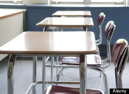 A B.C. teacher has received a province-wide suspension after he uttered threats at a Nanaimo school. (Alamy)