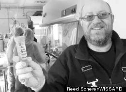 Reed Scherer/WISSARD