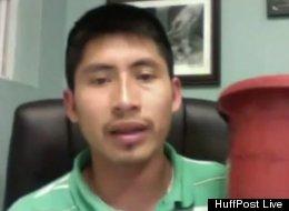 Leonel Perez said working conditions on American farms are often