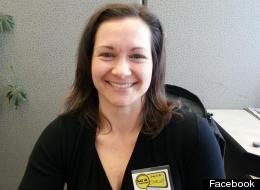 Shelley Koorbatoff is organizing 'Say Hi Vancouver' for Feb. 8. It's an event where people wear nametags to develop a stronger sense of community. (Facebook)