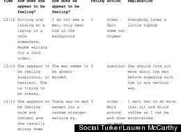 Social Turker/Lauren McCarthy