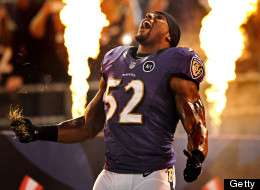 The Super Bowl will be Ray Lewis' last game in the NFL.