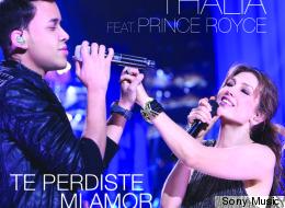Thalía y Prince Royce