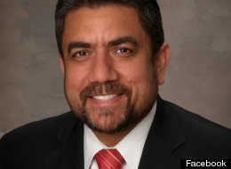 Sukh Dhaliwal, a former MP and current B.C. Liberal election candidate, faces six federal tax charges and his candidacy is being reviewed. (Facebook)
