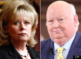 Senator Pamela Wallin's housing situation is also under scrutiny amid Mike Duffy's troubles. (CP)