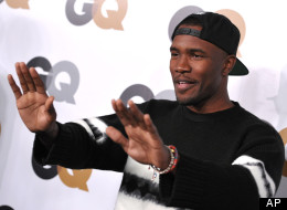 Frank Ocean is in the running for big awards.