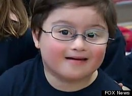 Michael Garcia, a waiter who defended Milo Castillo, a boy with special needs, has given away all the donation he received from supporters to the child's school in Houston.