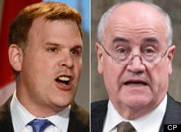 Foreign Affairs Minister John Baird took aim Tuesday at