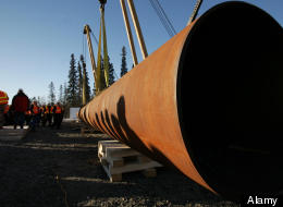 TransCanada Corp. (TSX:TRP) has begun seeking firm commitments from parties interested in new capacity for piping oil from the West to the eastern provinces. (Alamy)