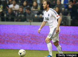 Vancouver Whitecaps defender Andy O'Brien says athletes should get help for depression instead of hiding it. (Getty Images)