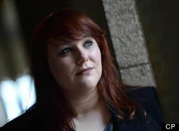 Meghan Rhoad of Human Rights Watch was lead researcher for a report that levelled blistering allegations against the RCMP for its alleged treatment of indigenous women. (Canadian Press)
