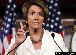 House Minority Leader Nancy Pelosi (D-Calif.) is conflicted on the U.S. drone strikes program. (Photo by Alex Wong/Getty Images)