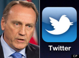 John Duncan resigned as Minister of Aboriginal Affairs and Northern Development on Friday and Twitter, predictably, went nuts. (CP)