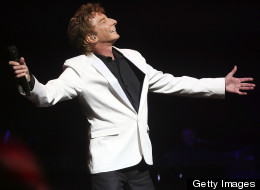 Barry Manilow has returned to Broadway.